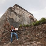                                      Tepozteco Pyramid