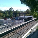 East Malvern station