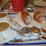                    colazione...