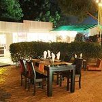 The Veni Vichi Garden Restaurant