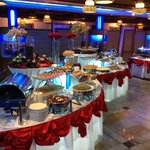 sweets open buffet