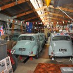                    Some of the Morris Minors.