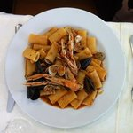                    rigatoni allo scoglio