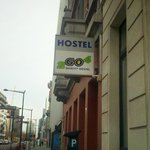  Hostal Sign