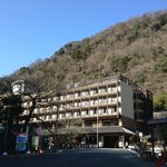                    Hotel from road