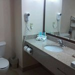 Bathroom...super clean!