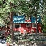 Located in the beautiful Sierra Nevada mountains, the Elliott House B&B IS Shaver Lake'