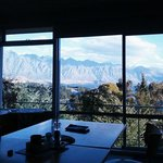 Amazing view from dining room/kitchen