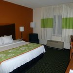ภาพถ่ายของ Fairfield Inn Kansas City Airport