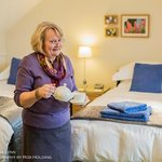 A warm welcome to Acorn B&B, Kings Lynn from the Owner:Christine Holding