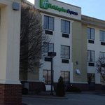 Foto van Holiday Inn Express Washington, Indiana