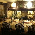 Foto de Brinsea Green Farm Bed & Breakfast