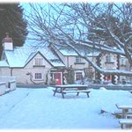 The Griffin inn Winter