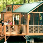 Deluxe Lodge Rental