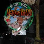 Monkey Island Beach Cafe