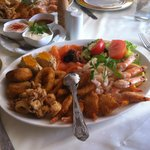 JJ's Cafe del Mar - Seafood Platter to share (2) - €15.50