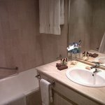  Bathroom with good choice of amenities