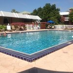                    Ramada Pool Area