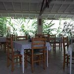 Restaurante do Hotel Canoa