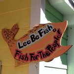 Lee Be Fish Foto