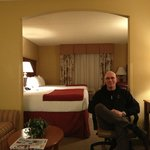 Foto van Holiday Inn Express Bloomington