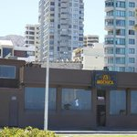 New Mochica on the seafront