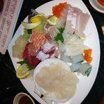                    Sashimi special