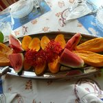  Frutta a colazione