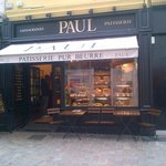 Paul Bread Shop