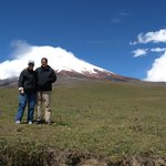                    Climbing Cotopaxi