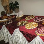                                      buffet di dolci