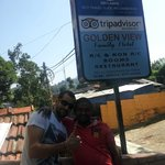Foto de Golden View Rest