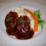 Meatloaf at the Lanai City Grille