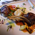 Colorado rack of lamb