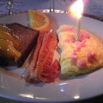                    My &quot;Birthday Omelet&quot; :-)