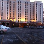 A picture of the Hampton Inn & Suites