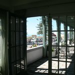                    View to Marine Parade, Napier