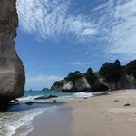 Cathedral Cove - just beautiful