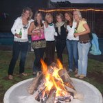 Meet new people at the braai