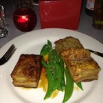 pork belly at the point bistro south bank Brisbane