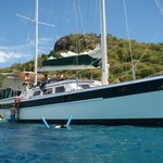 Caribbean Charters - Sailing Yacht Ivy