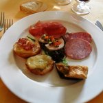  Un ottimo antipasto!