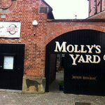 A perfekt Restaurant... Molly's Yard