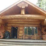                    Copper Cabin front