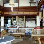                    Restaurant right beside Dive Centre