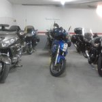  PARKING MOTOS