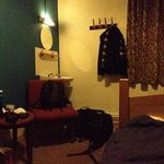 panoramic shot of the room