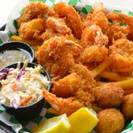 Coconut Shrimp Basket
