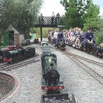 A Railway Adventure in Eastbourne