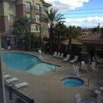 Foto van Hilton Garden Inn Las Vegas - Strip South